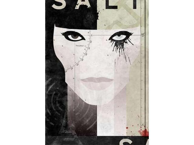 Salt Poster Print by Hannes Beer (10 x 14)