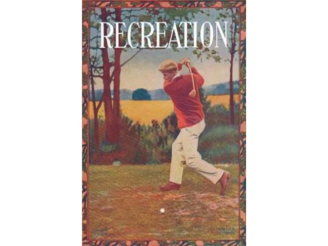 Recreation Poster Print by Unknown  (12 x 18)