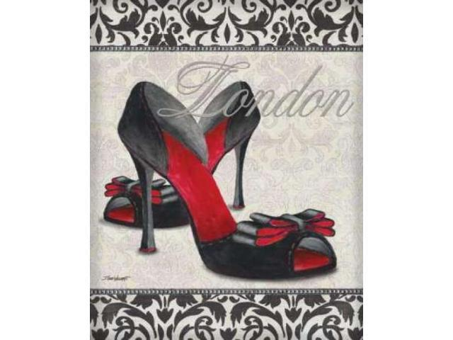 Classy Shoes I Poster Print by Todd Williams (20 x 24)