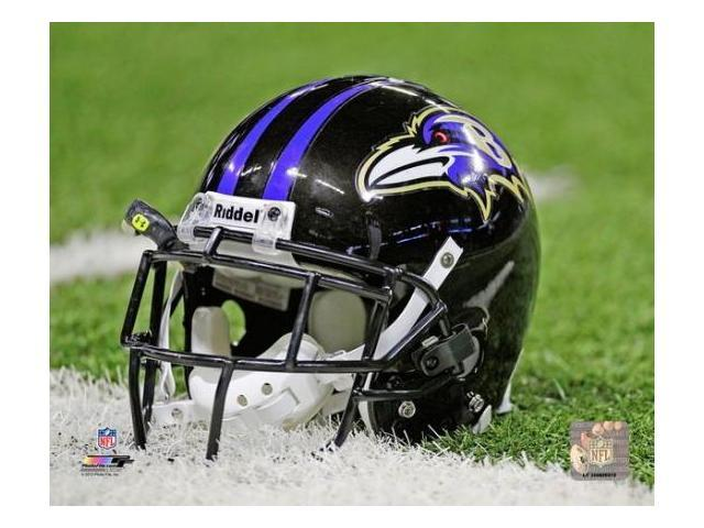 Baltimore Ravens Helmet Photo Print (8 x 10)