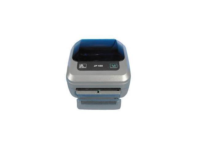 Zebra ZP450 High Speed Direct Thermal Label Printer