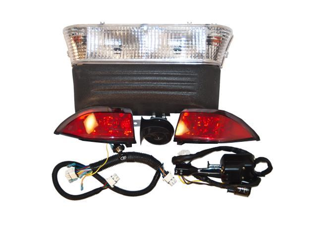 Club Car Precedent Golf Cart Deluxe Light Kit w/ Turn Signals '04-'08