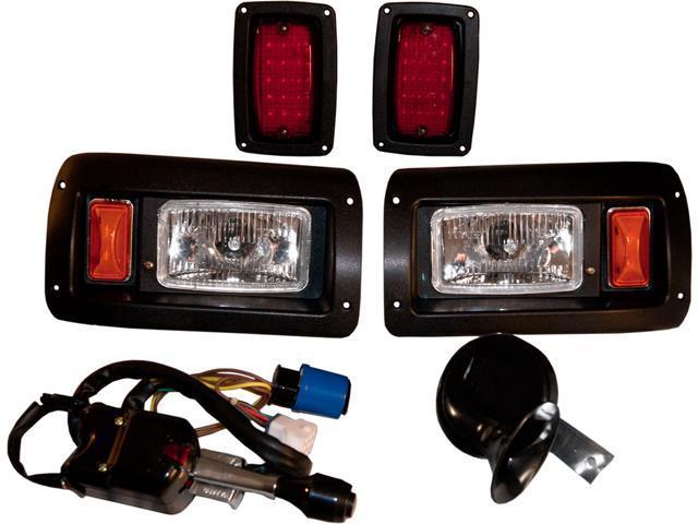Club Car Ds Deluxe Light Kit Street Legal Turn Signal