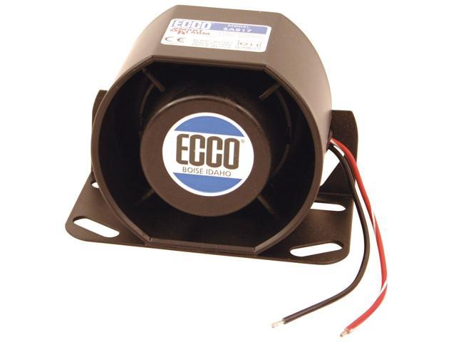 One ECCO Vehicle Smart Backup Alarm 87-112dB(A) SA917