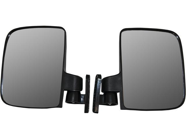 Pair of Golf Cart Rear View Mirrors, 5