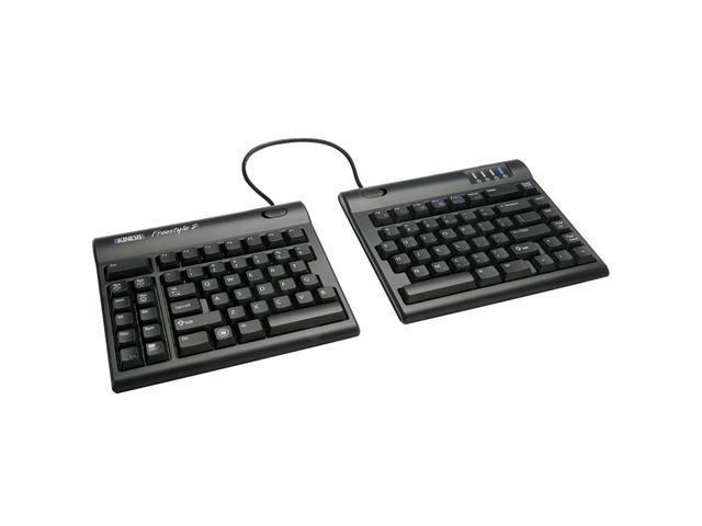 Kinesis Freestyle2 Adjustable Ergonomic Split Keyboard 9 Separation by DSI