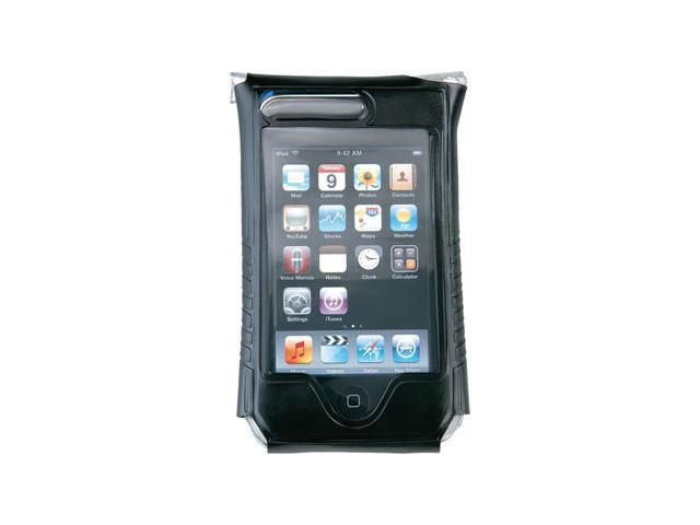 Topeak SmartPhone DryBag: Fits iPhone~ Black