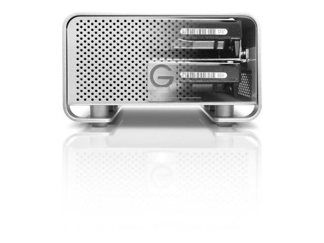 G-Technology 8TB G-RAID External Dual-Drive Storage System