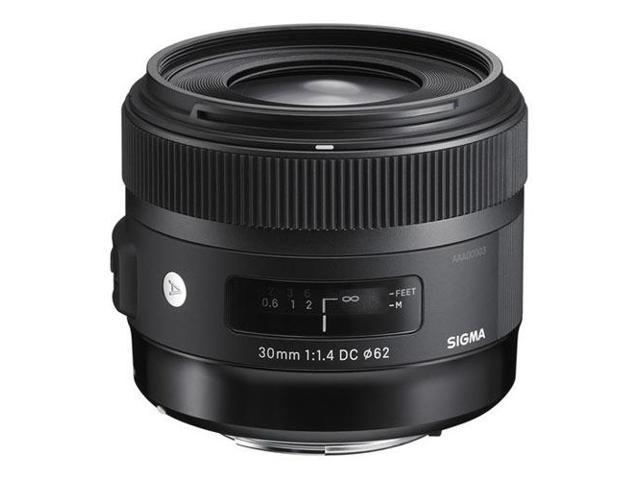 Sigma 30mm f/1.4 DC HSM Lens for Nikon DSLR Cameras