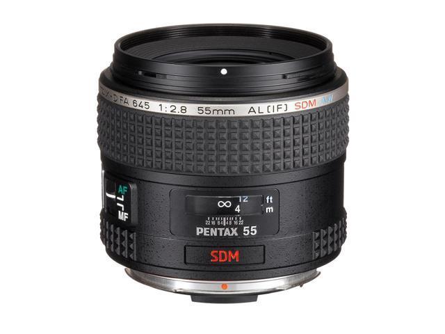 Pentax D FA 645 55mm f/2.8 AL [IF] SDM AW Lens