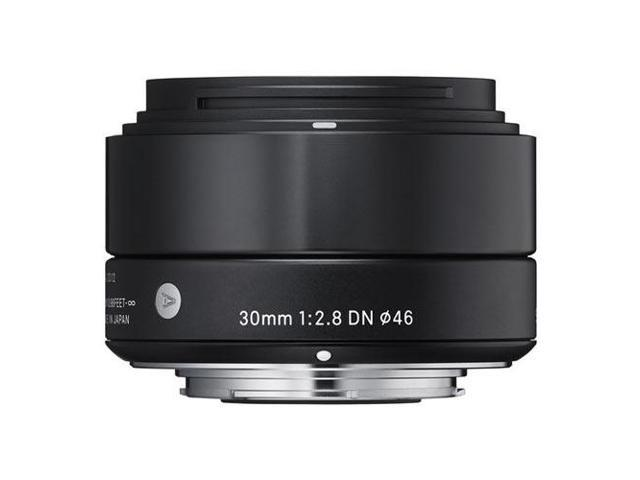 Sigma 30mm f/2.8 DN Lens for Sony E Mount (Black)