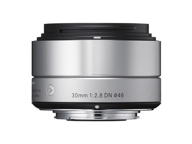 Sigma 30mm f/2.8 DN Lens for Sony E Mount (Silver)