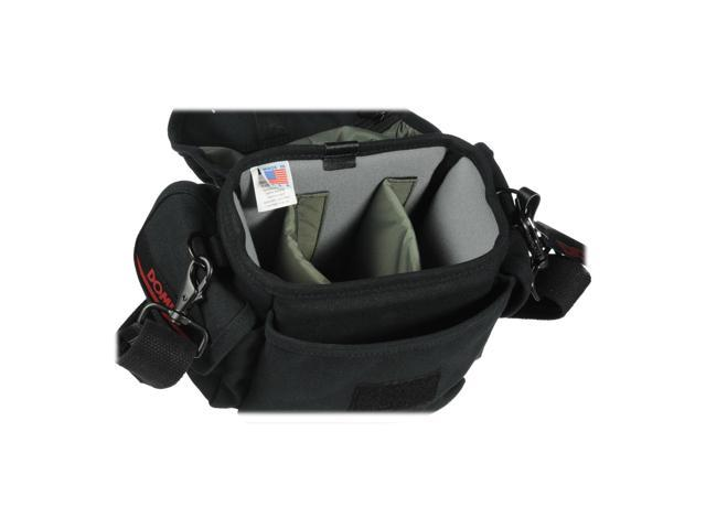 Domke F-8 Shoulder Bag (Black) - Small
