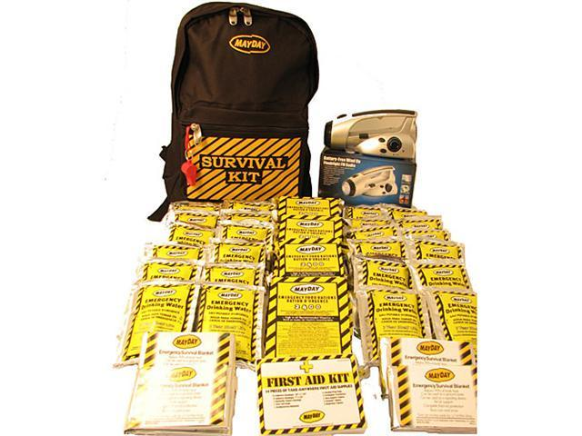 Mayday Industries Economy Emergency Backpack Kit