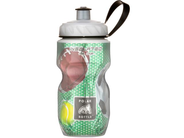 Polar Bottle Sport Insulated 12 oz Water Bottle - Play Ball