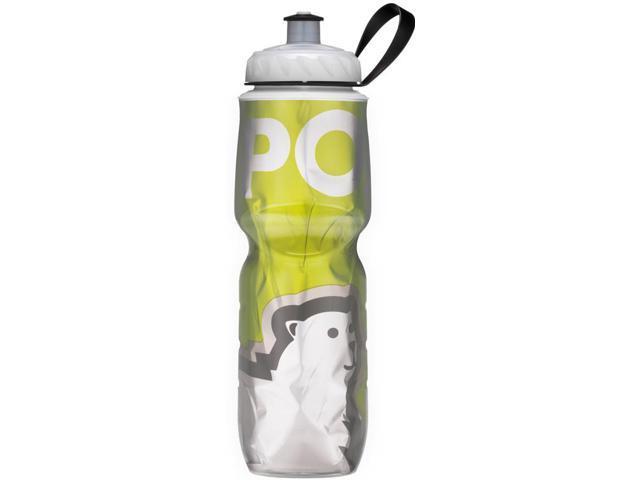 Polar Bottle Sport Insulated 24 oz Water Bottle - Big Bear Green