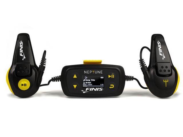 FINIS Neptune Underwater 4GB Waterproof MP3 Player
