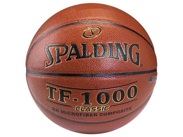"Spalding TF-1000 Classic Basketball - Size 7 (29.5"")"
