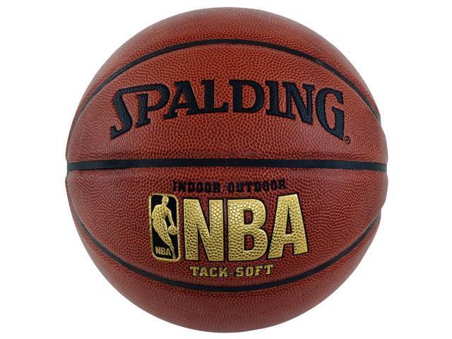 Spalding NBA Tack Soft Basketball - Size 6 (28.5