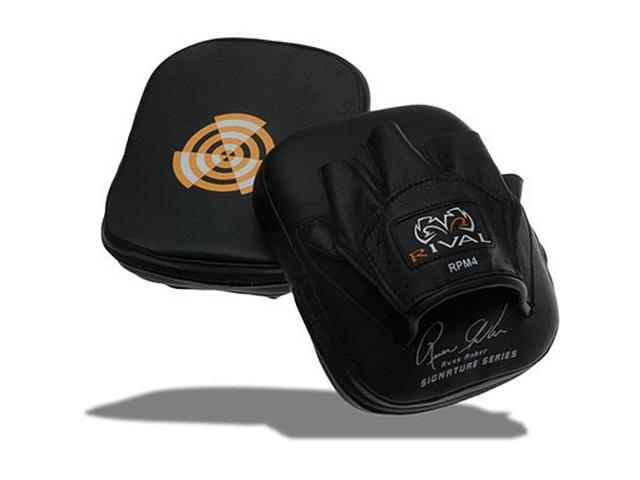 Rival Boxing High Performance Nano Leather Punch Mitts