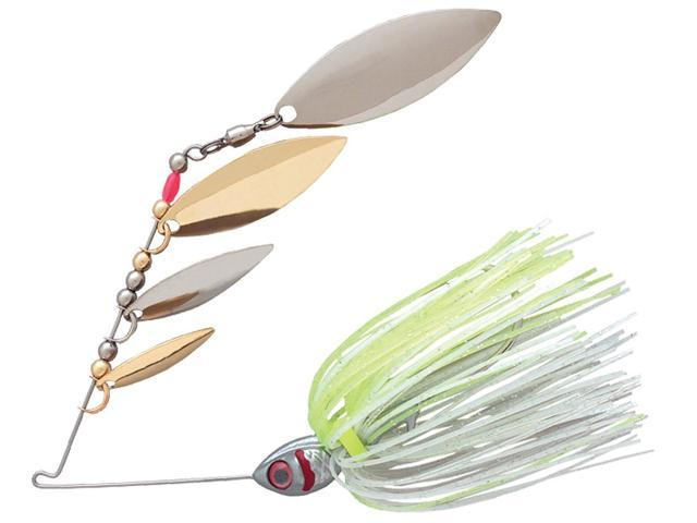 Booyah Baits Super Shad 3 8 Oz Fishing Lure Silver