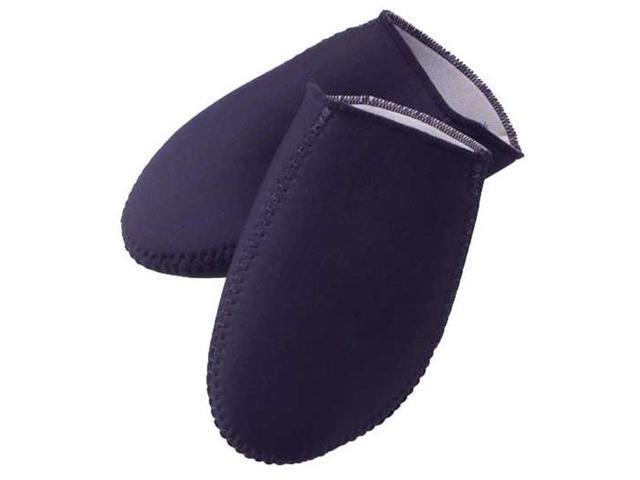 FINIS Footbooties - Large - Black