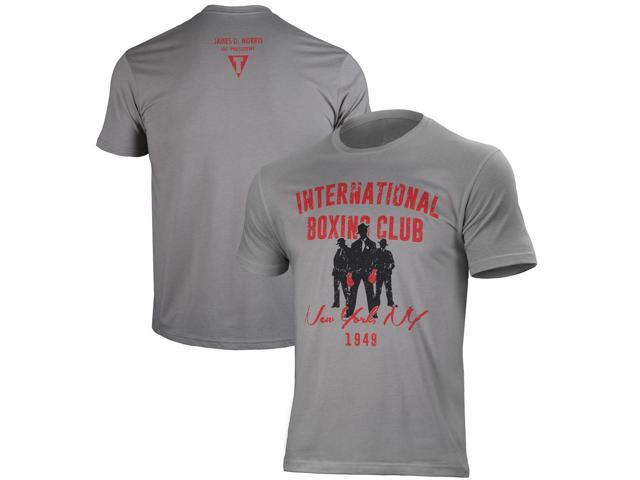 Title Boxing International Boxing Club Legacy T-Shirt - 2XL - Gray