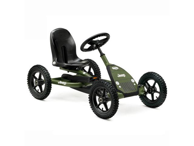 Jeep Junior Pedal Go Kart