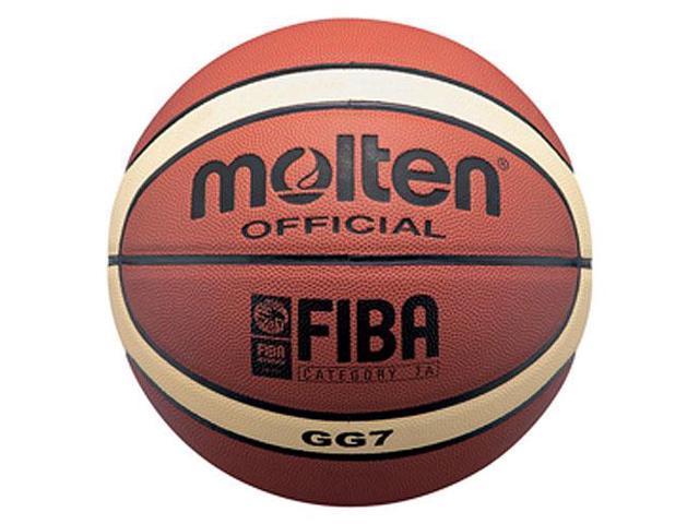 Molten GG7 Official FIBA Indoor Composite 29.5 Men's Basketball