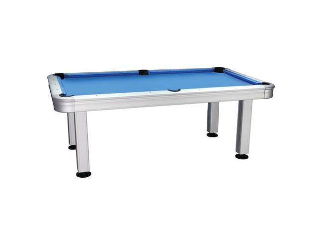 Imperial 7 foot outdoor pool table for 10 in 1 pool table