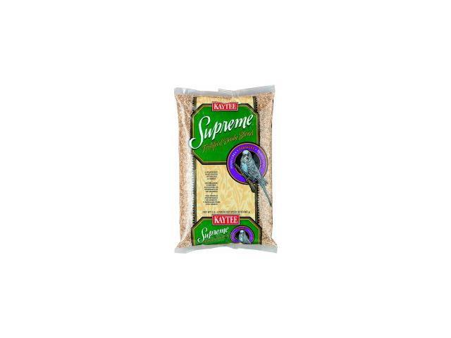 Kaytee Products Inc Supreme, Parakeet, 5 Pound - 100034038