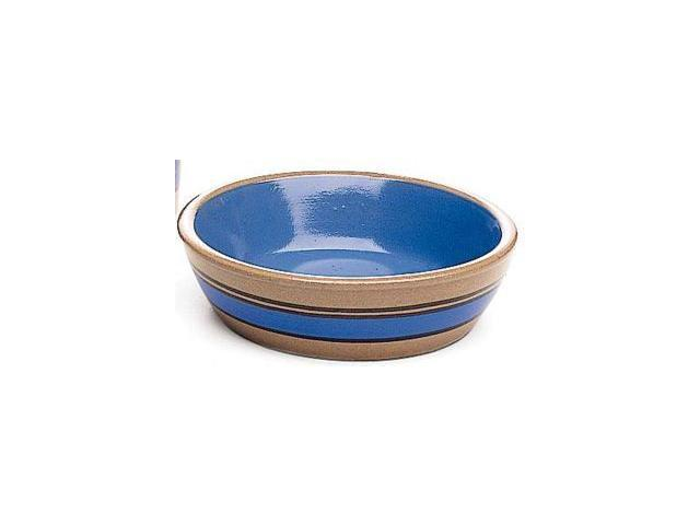 Ethical Pet Cat/Reptile Stoneware Saucer, 5X2 Inch - 6119