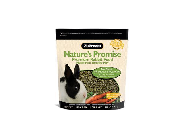 Zupreem Pet Rabbit Food Pellets 10 Lb