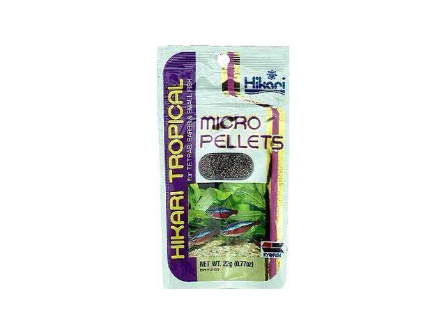 Hikari Sales USA Inc Tropical Micro Pellet, 1.58 Ounces - 21108