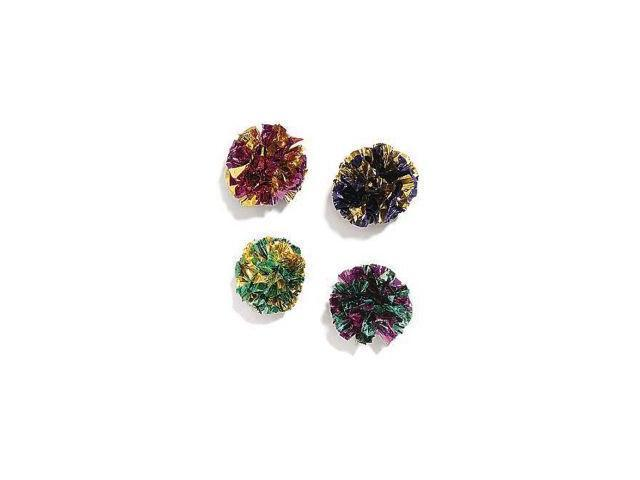 Ethical Pet Mylar Balls, 1.5 Inch/4 Pack - 2131