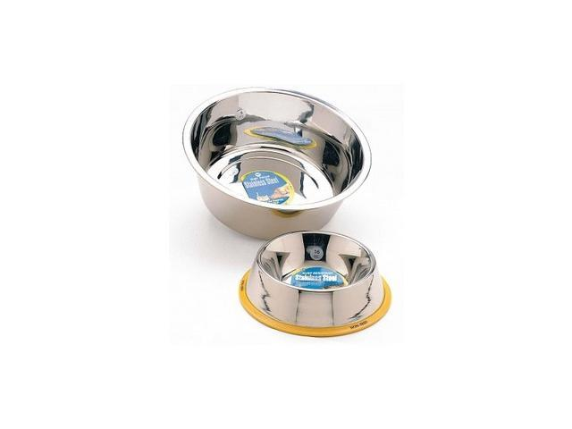 Ethical Pet Stainless Steel Mirror Finish No Tip Dish, 24 Oz - 6036