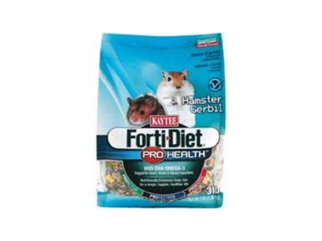 Kaytee Products Inc Forti Diet Prohealth Hamster/Gerbil, 5 Pound - 100502074