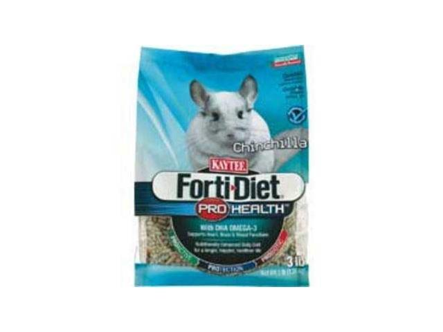 Kaytee Pet Feed Chinchilla 3Lb