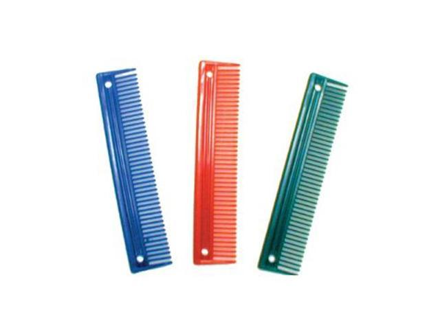 Animal Comb for Horse,  Color: Blue , Size: 9 INCH