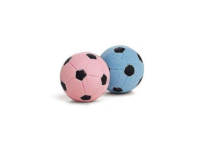 Ethical Pet Sponge Soccer Balls, 4 Pack - 2302