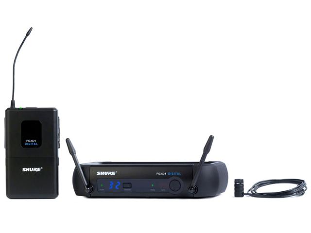 Shure PGXD14/85 Digital Wireless System