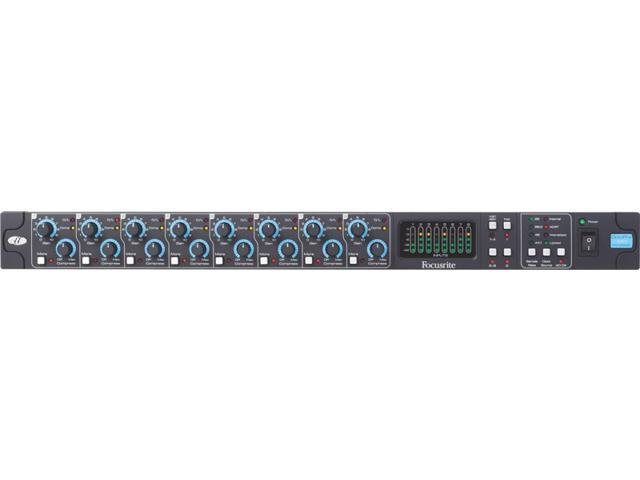 Focusrite OctoPre MkII Dynamic 8-channel Microphone Preamplifier