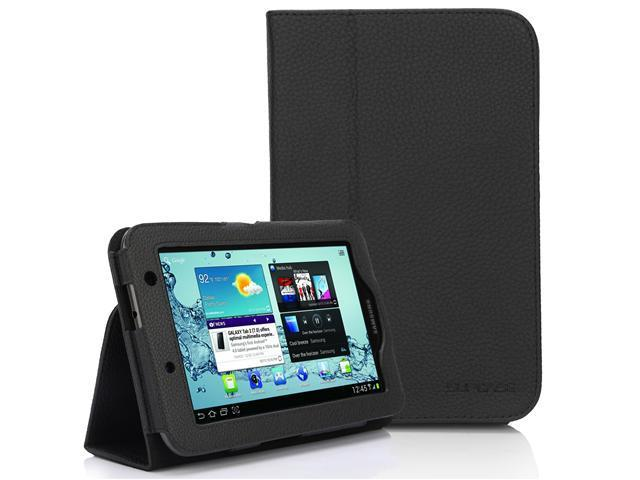 Supcase Slim Fit Folio Leather Case for Samsung Galaxy Tab 2 7.0 GT-P3113 - Multiple Color Options