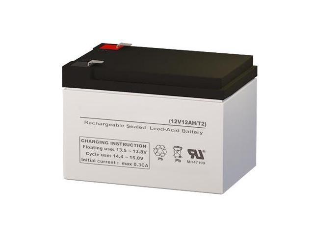 Panasonic LC-RA1212P1 12V 12AH Replacement Battery