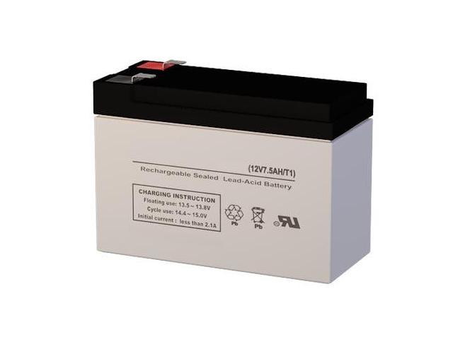 Panasonic LC-R127R2P1-F1 12V 7AH Replacement Battery