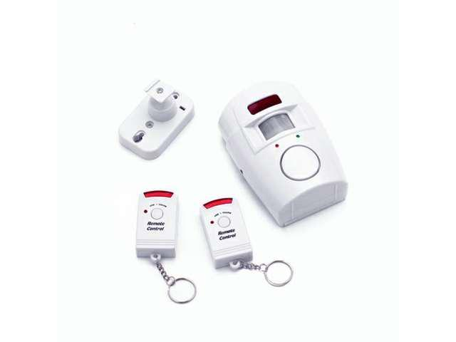 IR Motion Detector Alarm