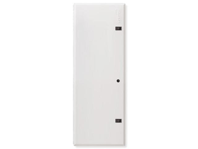 Leviton Structured Media Center Enclosure Hinged Cover, 42 In. (47605-42D)