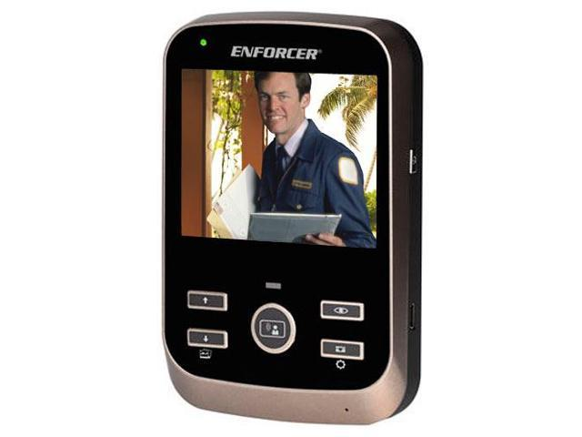 Seco-Larm Enforcer Wireless Video Door Phone Additional Monitor (DP-236MQ)