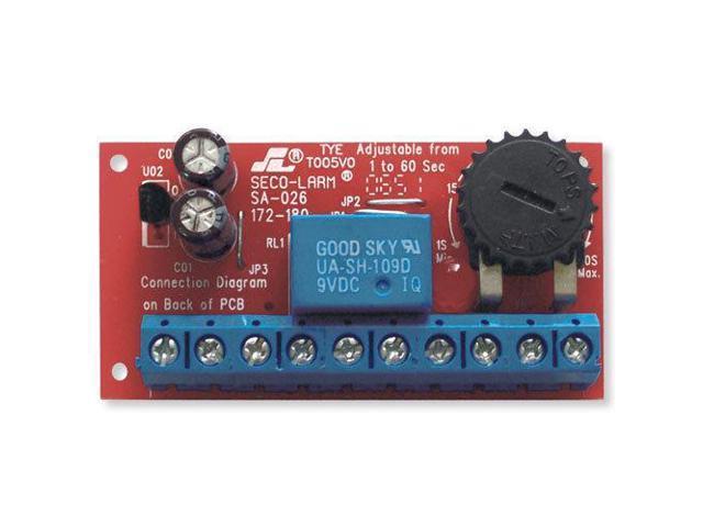 Seco-Larm Enforcer Mini Adjustable Timer Module (SA-026Q)