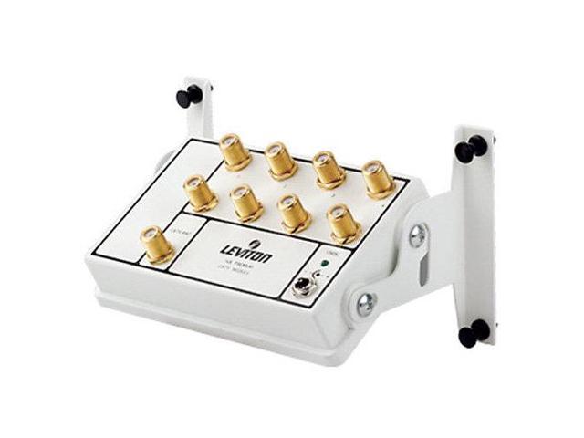 Leviton Premium CATV Module, 1 GHz, 1x8 (47693-8P)